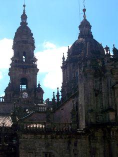 Santiago de Compostela, Spain. By Erika Davies