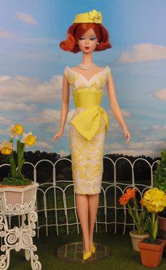 Limoncello for Barbie Poppy Parker & Victoire Roux by HankieChic