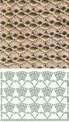 Las mejores puntadas crochet para tu colección * 25 motivos * - #colección #crochet #Las #mejores #motivos #para #puntadas #tu