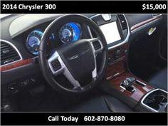 2014 Chrysler 300 Used Cars Phoenix AZ