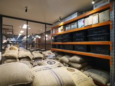 The Coffee Company store by Studio Ginger, Melbourne » Retail Design Blog