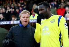 #rumors  Ronald Koeman 'not happy' about Romelu Lukaku interview and insists he will NOT be held to ransom by Everton stars