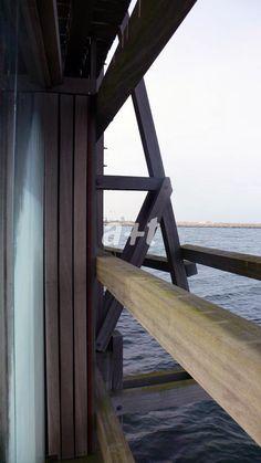 a+t - White Arkitekter. Kastrup Sea Bath. Copenhagen