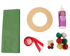 Cheerios and Lattes - http://www.cheeriosandlattes.com/christmas-tissue-paper-wreath/