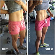Cool weight loss journey, went from skinny fat to healthy and toned - also TONS of clean eating recipes! #correres #deporte #sport #fitness #running