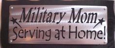 Army, Marines, Army. I serve in silence and prayer