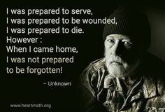 Never forget about our vets. Homeless Veterans, Military Veterans, Vietnam Veterans, Military Life, Vietnam War, Military Quotes, Military Humor, Army Quotes, Wolf Quotes
