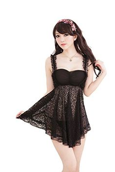 Freedi Sexy Leopard Lace Bandage AdultExotic Lingerie Underwear Sleepwear Nightgowns Dresses * Details can be found by clicking on the image. (This is an affiliate link) #HotNewReleases