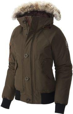 Sorel Caribou Down Bomber Jacket