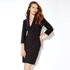 Your go-to LBD meets your favorite blazer for this structured dress that mimics sleek office attire but is definitely not business as usual. Regularly $46.00, buy Avon Fashion products online at http://eseagren.avonrepresentative.com