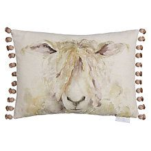 Buy Voyage Mr Woolly Cushion Online at johnlewis.com