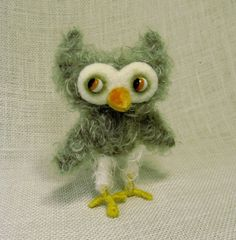Little Owl Man