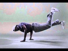 """Body Mechanics"" - Nice beats by Grayson Matthews featuring breaking dancing maestro Benzo."