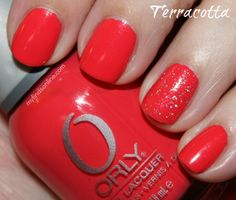 Orly Terracotta own this one