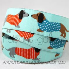 cute ribbon i want to make collars and leashes with