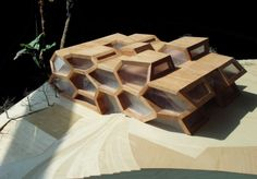 A model of something i really want to build on the commune property. Maybe this is where we home school everyone?