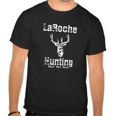 2 Sided Monogram Mock Hunting Logo T-Shirt  hunt, hunter, hunting, hunts, hunters, deer, real men hunt, hunt to eat, hunt to live, live to hunt, shirts, t-shirts, #menst-shirts #forhim