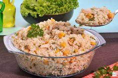 arroz árabe com frango