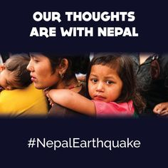 Our hearts go out to the victims of the devastating earthquake in Nepal. You can help with a donation to the Red Cross, or spread the word!