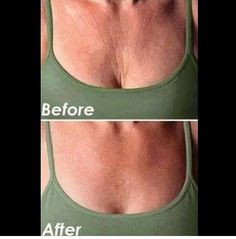 Before and after It Works body wraps. Host a party and receive a free wraps or join our loyal customer program for as little as $59 month for only 3 months and that will set u up with an ultimate body wraps box! Message me today!