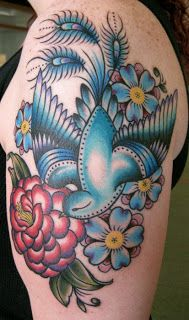 Swallows | Tattoo Profiles | Rose Hardy