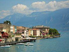 A beautiful view of Gargnano, Lake Garda