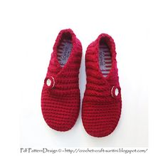 This listing is for the crochet pattern basic slippers, no in- or outer soles. See info below for the crochet-soles applied.