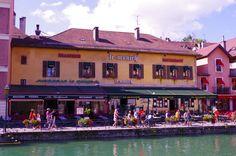 Städtetrip Annecy