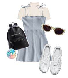 Designer Clothes, Shoes & Bags for Women Mountain Dew, Balenciaga Spring, Shoe Bag, Nike, Polyvore, Sapphire, How To Wear, Stuff To Buy, York