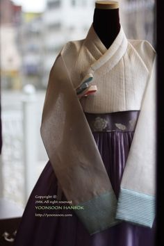 Hanbok, Korean traditional style
