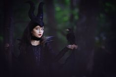 Maleficent by Amber Bauerle | Frosted Productions