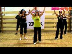 Los Locos - Ritmo Vuelta: Zumba choreografia 1