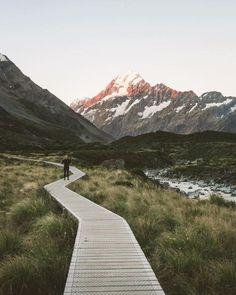 Mount Cook New Zealand | Joe Leeper | #adventure #travel #wanderlust #nature #photography