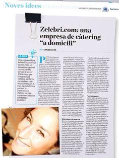 Zelebri.com en ARA Balears - marzo 2014