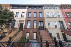 sun-drenched, beautifully renovated, 2 family townhouse with original details in historic Bed-Stuy 6 BR for sale, Bedford-Stuyvesant Townhouse sales 462A Quincy St in NYC   Nest Seekers