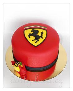 Ferrari Cake by DORTY LuCa