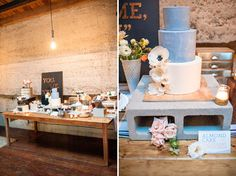 Una original boda ambientada en un mercado Parisino,....