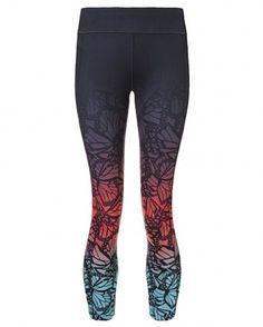 Halasana 3/4 Yoga Leggings | leggings | Sweaty Betty