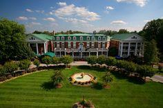 The South's Best Hotels and Inns: The Martha Washington Inn & Spa (Abingdon, Virginia)