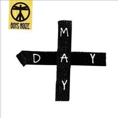Boys Noize - Mayday, Black