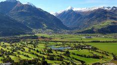 Zell am See-Kaprun - NYÁR » SalzburgerLand.com Nordic Walking, Salzburg, Austria, Golf Courses, Mountains, Nature, Travel, Kaprun, Naturaleza