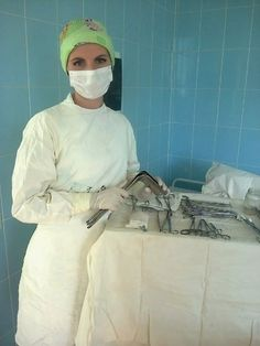 Beautiful Nurse, Surgical Nursing, Clinic, Medical, Nurses, Gloves, Muscle, Girls, Baby