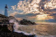 Dawn Beacon, Portland, Maine