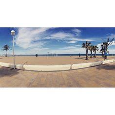 Playa de Urbanova #MifotoAlicante #Alicante #CostaBlanca