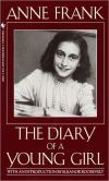 The Diary of a Young Girl - One of my all time favorite books ever, I remember reading this as a young girl and feeling so many emotions. #PrimroseReadingCorner