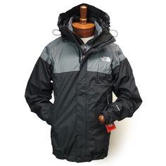 The North Face Men's Cirrostratus Triclimate Jacket ザノースフェイス トリクライメイト アウトドアジャケット [053]