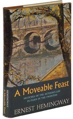 A moveable feast ernest hemingway 9780684824994 amazon if you are lucky enough to have lived in paris as a young man then wherever you go for the rest of your life it stays with you for paris is a moveable fandeluxe Document