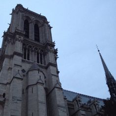 Paris Easter 2012