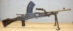 OLD SPEC, WW2 1942 Dated .303 Calibre MK 1 Bren Light Machine Gun (Inglis). Militaria