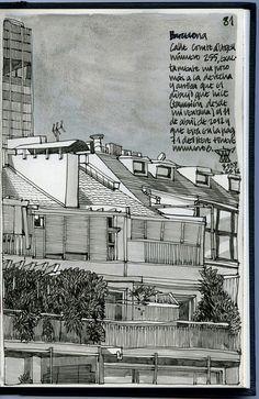 Up on the roof | Flickr: Intercambio de fotos